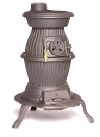 Ornamental Stove Pot Belly Country No 7 Warrior Stoves Ltd