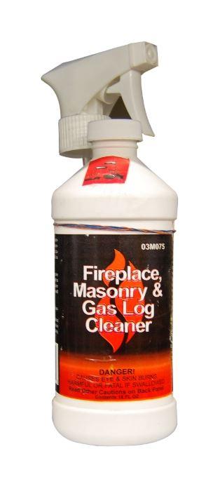 StoveBright Fireplace Masonry & Gas Log Cleaner 454ml 16oz