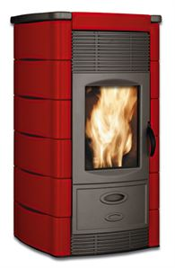 Dafne Idro Plus 18.5 kW red